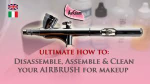 the airbrush makeup guru august 2017
