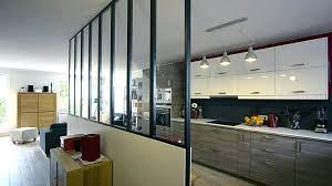 cuisine ouverte sur salon cuisine ouverte sur le salon comment racussir la sacparation de