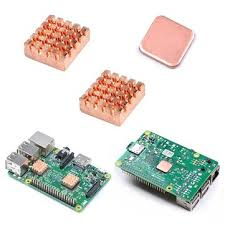 raspberry pi heat sinks raspberry pi 2 3 copper heat sink heat sink with special thermal
