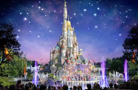 Disney Maps Disney Maps Out Bigger Kingdom In Hong Kong Wsj