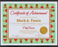 kindergarten certificates sle graduation certificate template