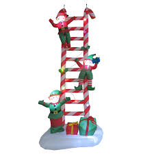 shop christmas inflatables at lowes com