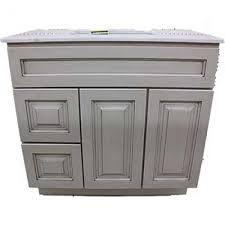 Bathroom Vanity Closeout by Aurora Glazed Vanity Builders Surplus Wholesale Kitchen And
