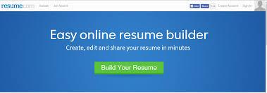 Online Resume Generator by Top 5 Online Free Cv Maker Sites U0026 Resume Generator Sites List
