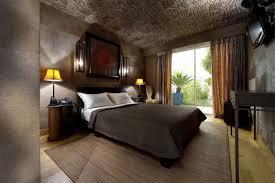 Mediterranean Design Style by Sensational Rustic Mediterranean Bedroom Design Fabric Soften Bed