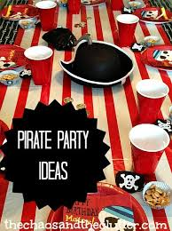 pirate theme party pirate party ideas