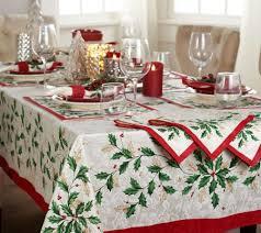 lenox tablecloth and napkin set qvc