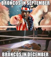 Broncos Memes - we hate the denver broncos home facebook