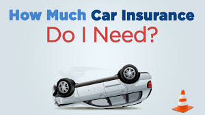 how much car insurance do i need you