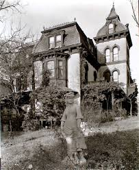 a spooky gothic mansion in upper manhattan ephemeral new york