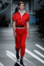 mens jumpsuit fashion mfw prada s ss18