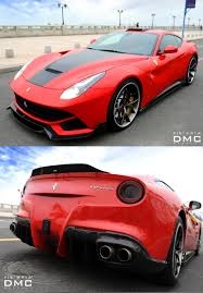 ferrari f12 back dmc spia carbon fiber body kit for the ferrari f12 berlinetta