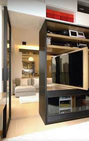 Modern Living Room Divider Living Room Get Multifunctional And Saving Space Look With