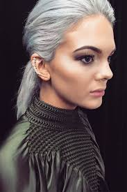 grey and silver hair trend how to u0026 best products kim