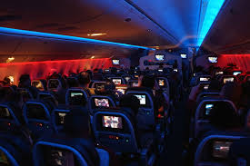 747 Dreamliner Interior Speciaal Delivery Flight Event American Airlines Boeing 777 300er