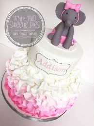 pink and grey elephant baby shower pink and grey elephant baby shower cakes grey