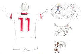 football sketches 1994 98 p e n n a r e l l o