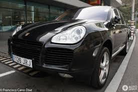 Porsche Cayenne 955 - porsche 955 cayenne turbo s 20 august 2017 autogespot