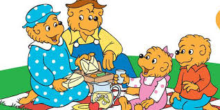 berestein bears this conspiracy theory about the berenstein bears will