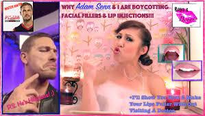 Hit The Floor Adam - why hit the floor u0027s adam senn hates fillers injection free lip