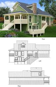 mountainside home plans country style house plans plan 30 413