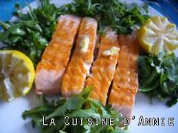 cuisiner le saumon recette saumon au gril la cuisine familiale un plat une recette