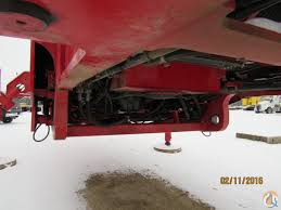 manitowoc 999 operators manual manitowoc 16000 2012 crane for sale in edmonton alberta on
