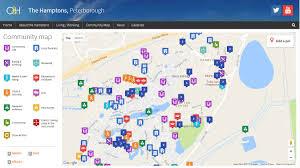 Hamptons Map Case Studies Crumpled Dog