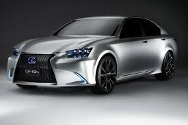Lexus Lf Gh Concept Hybrid Sport Sedan Autoomagazine