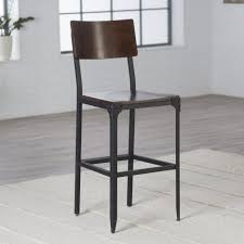 Black Metal Bar Stool Impressive And Fully Functional Metal Counter Stool Bedroom