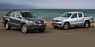amarok v6 and mercedes benz x class power war loaded 4x4