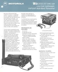Radio Base Station Vhf Air Band Frequency Mobile Urc 200 Motorola U0026 General Dynamics Transceivers