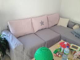 faire une housse de canapé chambre fabriquer housse canapé d angle plaid d angle comment