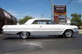 1963 chevrolet impala ss mine never looked quite this good it