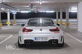 bmw 650i horsepower m d tuning takes 650i coupe to 510 hp
