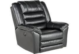 liverpool black power recliner recliners black