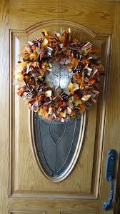 thanksgiving material best 25 fall ribbon wreath ideas on burlap wreaths
