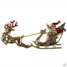 hanging decoration ornaments sled