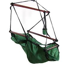 Hammock Air Chair Sunnydaze Deluxe Hanging Hammock Air Chair Swing With Pillow