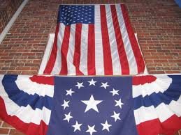 Our Flag Creative Ways To Display Your U S Flags And Decorate Outdoors