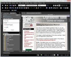 expression web 4 0 tutorials