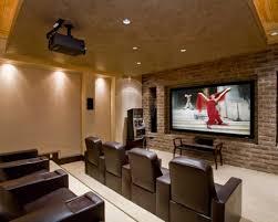 basement theater ideas home interior decor ideas