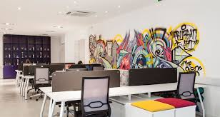 Office Space Design Ideas Using Striking Details To Shape A Inventive Office Space Style