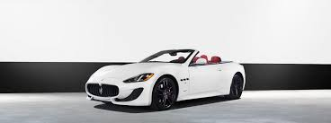 maserati granturismo white rent a maserati gran turismo in los angeles b u0026w car rental