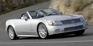 used cadillac xlr 2008 cadillac xlr convertible prices reviews