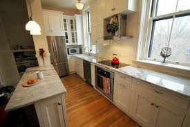 galley kitchen remodel cost home design