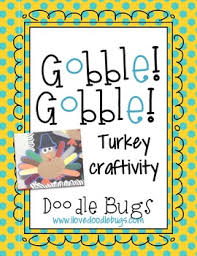 turkey thanksgiving free craftivity patterns by doodle bugs teaching