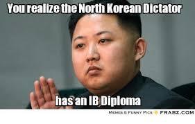 Funny Korean Memes - you realize the north korean dictator hasanib diploma memes funny