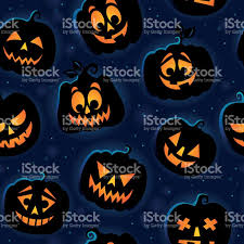 halloween seamless background halloween seamless background 6 stock vector art 485917644 istock