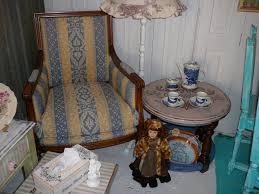 unikátne solitéry kreslo modré predané le décor nábytok a